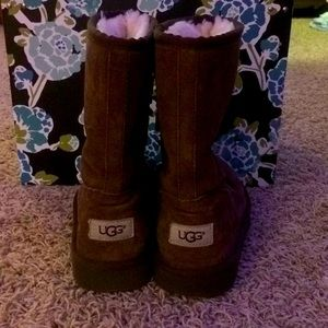 UGG boots size 1